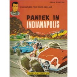 Michel Vaillant<br>11 - Paniek in Indianapolis<br>herdruk Hlmnd