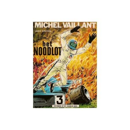 Michel Vaillant 23 - Het noodlot herdruk Helmond ca. 1975