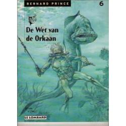 Bernard Prince 06: De wet van de orkaan