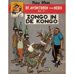 Nero 025#<br>Zongo in de Kongo<br>herdruk