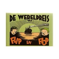 Brabant Strip vakantie-album De wereldreis van Flip en Flop