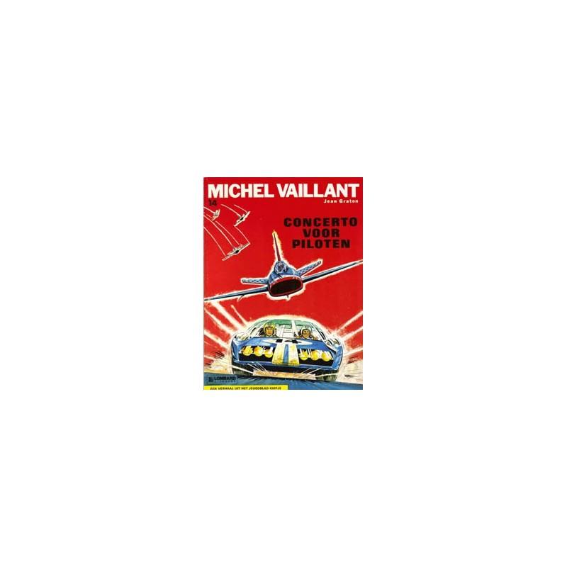 Michel Vaillant 14 - Concerto voor piloten 1e druk Helmond