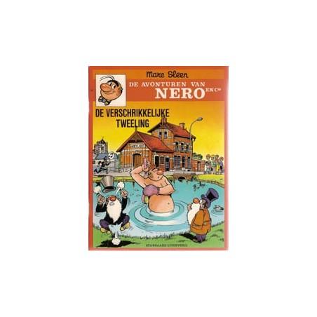 Nero 114 De verschrikkelijke tweeling 1e druk 1990