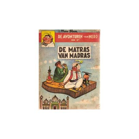 Nero 008% ongekleurd De matras van Madras 1e druk 1967