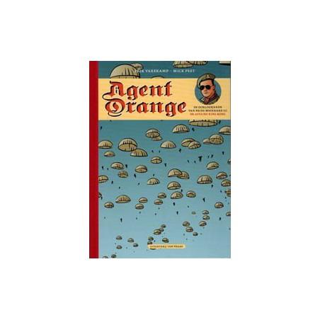 Agent Orange  05 De oorlogsjaren van Prins Bernhard III