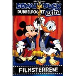 Donald Duck Dubbelpocket Extra 05 Filmsterren!