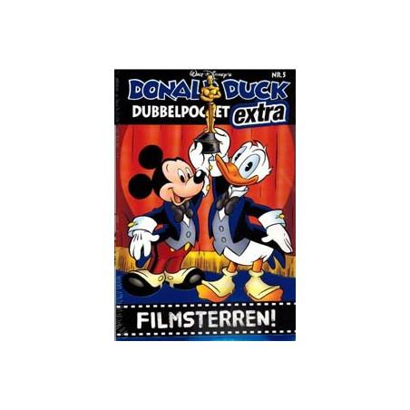 Donald Duck  Dubbel pocket Extra 05 Filmsterren!