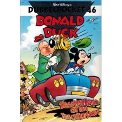 Donald Duck Dubbelpocket 46<br>Trammelant om een trechterfoon