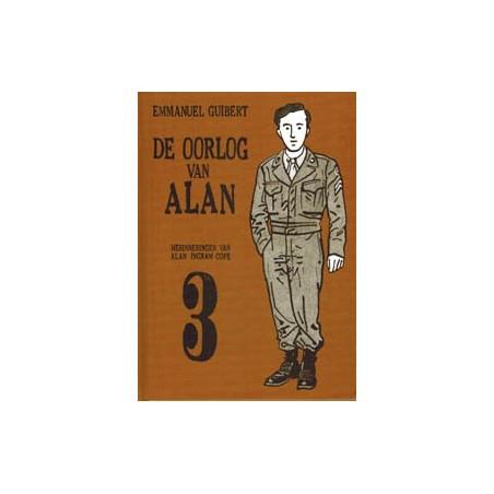 Guibert strips HC De oorlog van Alan 03
