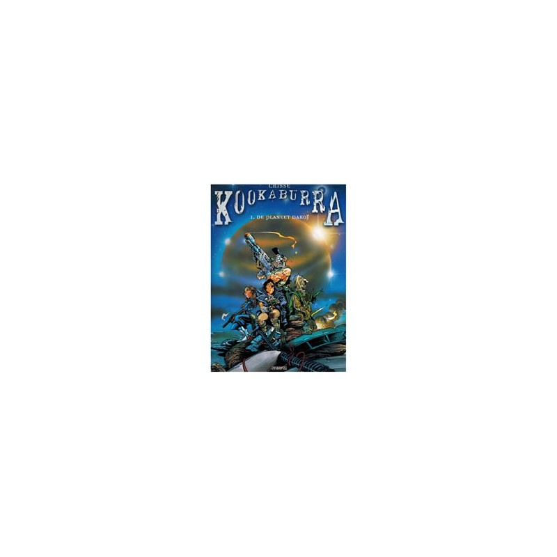 Kookaburra  01ARB De planeet Dakoi