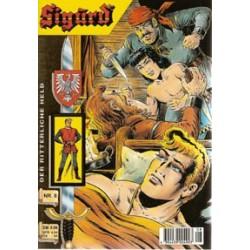Sigurd 008 Wahnsinnig? comic