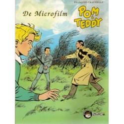 Pom & Teddy SC<br>De microfilm<br>herdruk 1992