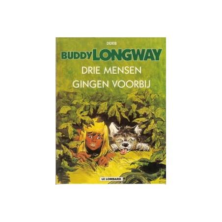 Buddy Longway  03 Drie mensen gingen voorbij