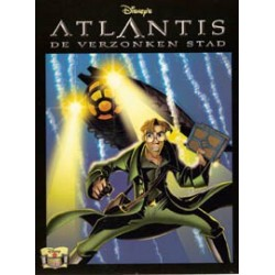 Disney Filmstrip 41 Atlantis: De verzonken stad 1e druk