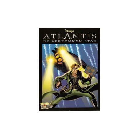Disney Filmstrip 41<br>Atlantis: De verzonken stad<br>1e druk