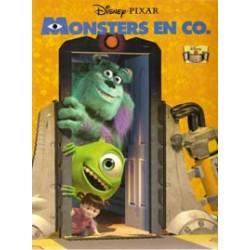 Disney Filmstrip 42 Monsters & Co. 1e druk 2002