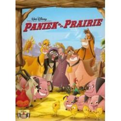 Disney Filmstrip 50 Paniek op de prairie 1e druk 2004