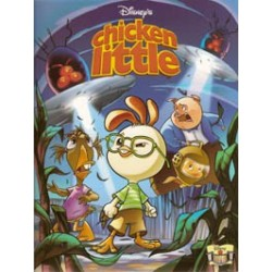 Disney Filmstrip 52 Chicken Little 1e druk 2005