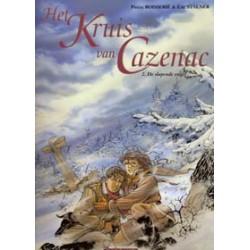 Kruis van Cazenac<br>02 - De slapende engel<br>1e druk 2000