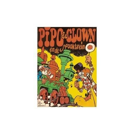 Pipo de Clown De Spooktrein 1e druk 1973