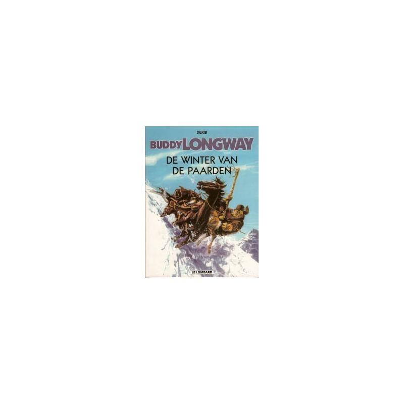 Buddy Longway 07 De winter van de paarden