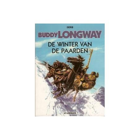 Buddy Longway 07 De winter van de paarden herdruk nieuw omslag