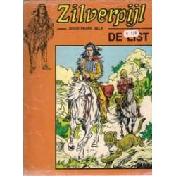 Zilverpijl 04#<br>De list<br>1e druk 1978