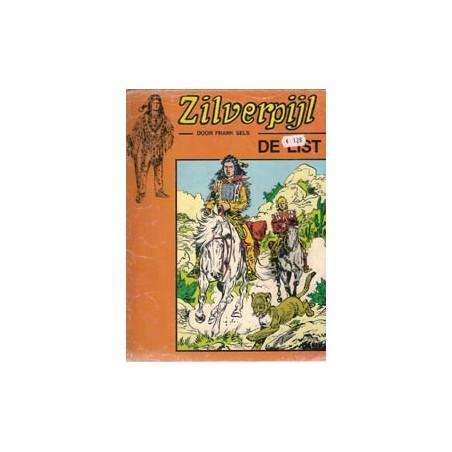 Zilverpijl 04% De list 1e druk 1978