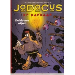 Jodocus de barbaar 02 De blauwe wijven
