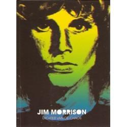 Jim Morrison HC<br>dichter van de chaos