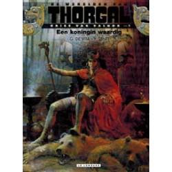 Thorgal Werelden<br>Kriss van Valnor 03 SC<br>Koningin waardig