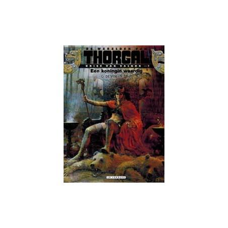 Thorgal  Werelden Kriss van Valnor HC 03 Koningin waardig