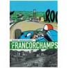 Dossier  Michel Vaillant 13 HC Spa Francorchamps
