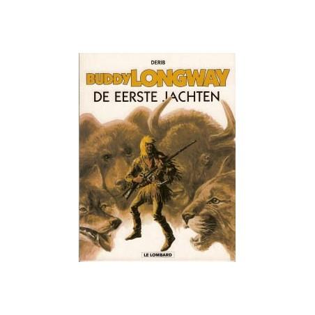 Buddy Longway  09 De eerste nachten