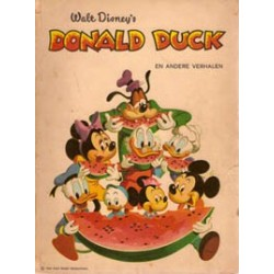 Donald Duck en andere verhalen 04 1e druk 1960
