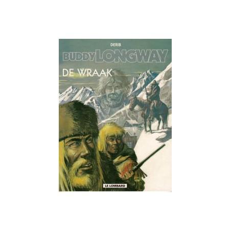 Buddy Longway 11 De wraak herdruk nieuw omslag
