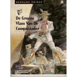 Bernard Prince 08: De groene vlam van de Conquistador