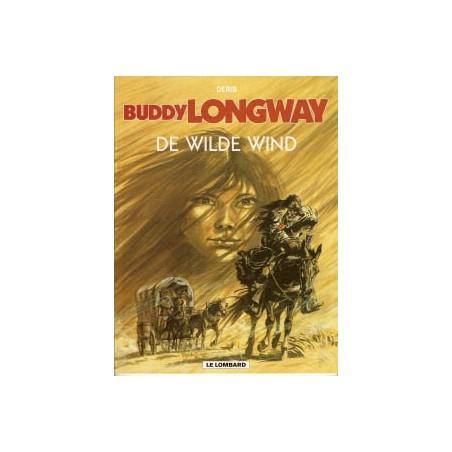 Buddy Longway 13 De wilde wind herdruk nieuw omslag