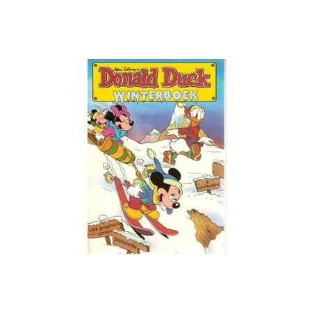 Donald Duck winterboek 2000/01<br>1e druk 2000