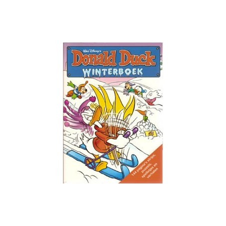 Donald Duck winterboek 2002/03 1e druk 2002