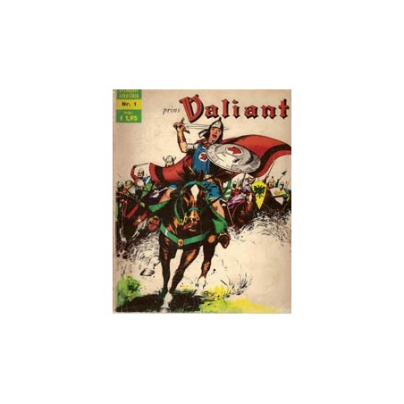 Prins Valiant N01 1e druk 1968