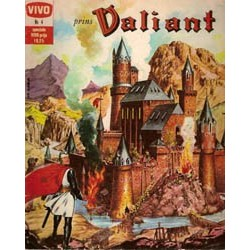 Prins Valiant Vivo 04 1e druk 1966