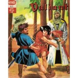 Prins Valiant Vivo 08 1e druk 1967