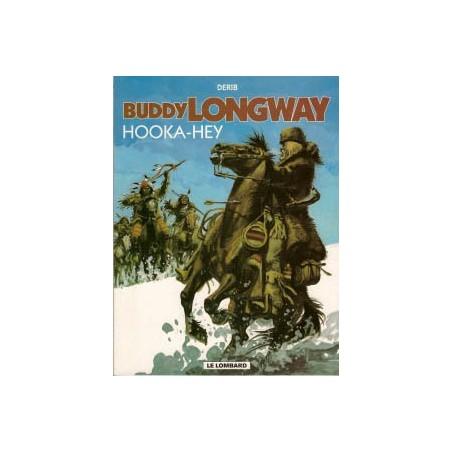 Buddy Longway 15 Hooka-hey herdruk nieuw omslag