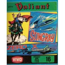 Prins Valiant Vivo 16 1e druk 1967
