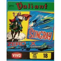 Prins Valiant Vivo 18 1e druk 1967