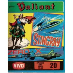 Prins Valiant Vivo 20 1e druk 1967