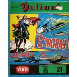 Prins Valiant Vivo 21 1e druk 1967