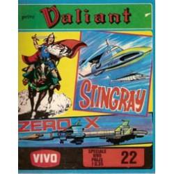 Prins Valiant Vivo 22 1e druk 1967