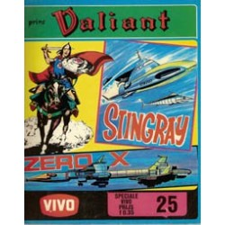 Prins Valiant Vivo 25 1e druk 1967